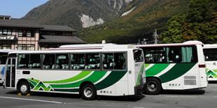 貸切バスのご案内のイメージ
